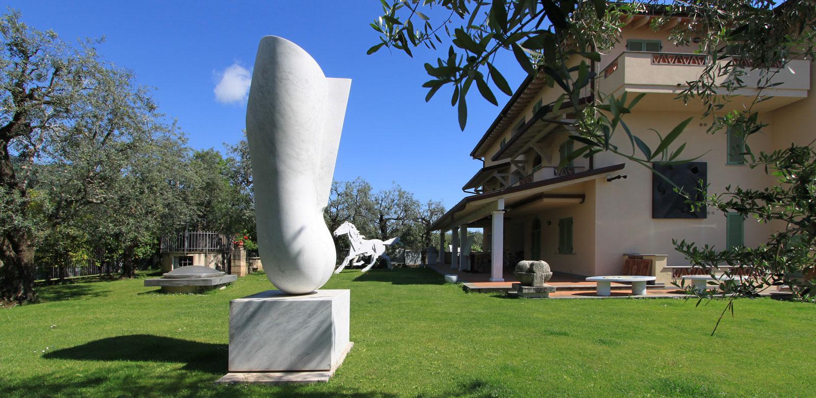 Home giorgio angeli studio di scultura d 39 arte in marmo e - Arte e giardino ...